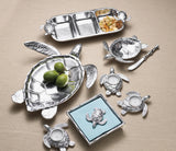 Sea Turtle Sauce Dish Set