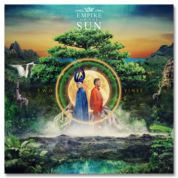 Official Empire Of The Sun Two Vines CD