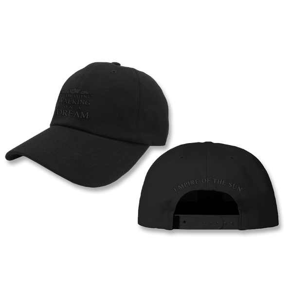 Dream Black on Black Hat