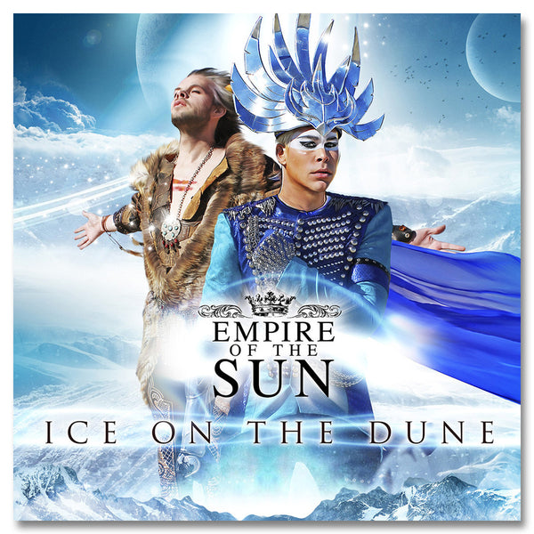 Official Empire Of The Sun Ice On The Dune CD