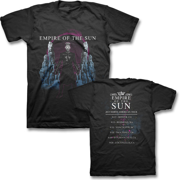 2015 North American Tour T-shirt