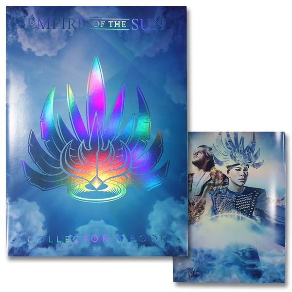 Official Empire Of The Sun Empire Collectors Book