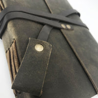 DnD-Wandering Adventurer's Leather Journal-Journal-Dungeons and Dragons-D20 Collective