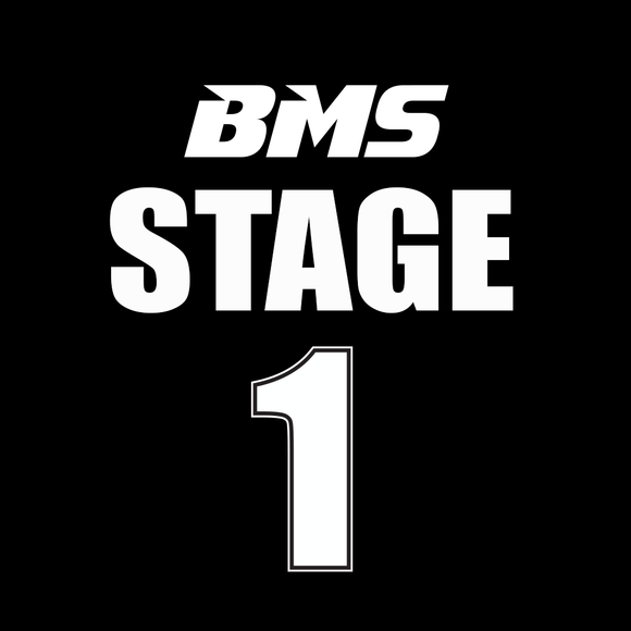 BMS Stage 1 = FASTER