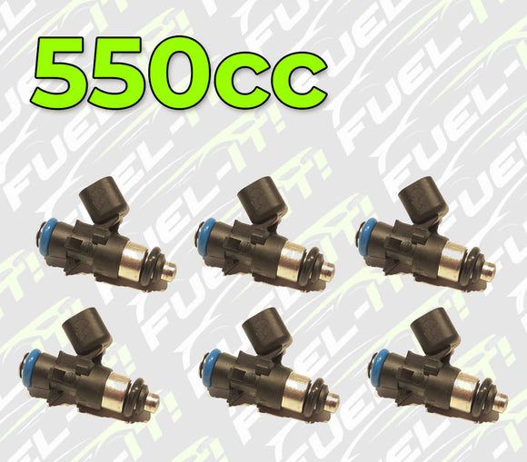 Fuel-It Flow Matched Port Injectors