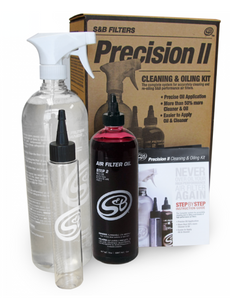 Performance Air Filter Cleaning & Oil Kit