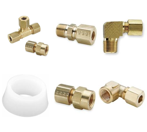 Water Injection Tees & Fittings