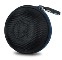 GoFree Orb Multi Purpose Case for Earphones, Pen Drives, SD Memory Cards, Keys, Coins Etc.