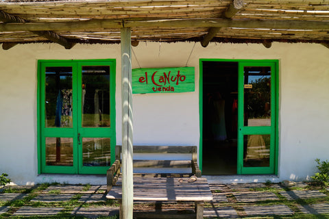 El Canuto: Jose Ignacio, Uraguay: Shop luxurious, handmade ponchos from the coolest little shop