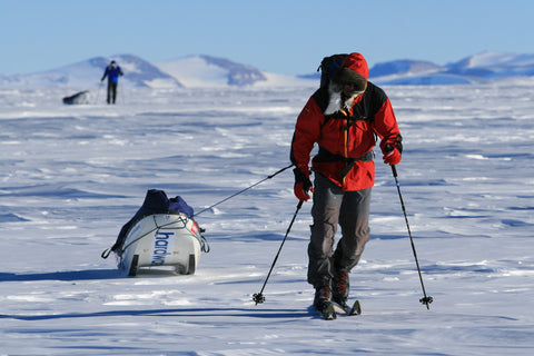 Pushing Limits - Polar expeditions and extra ordinary adventures- Meet Henry Cookson