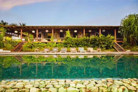 A BRAZILIAN DREAM- The Novogratz's beach house in Trancoso, Brazil