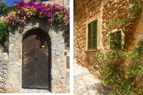 Deia, Mallorca : A stylish fairytale village