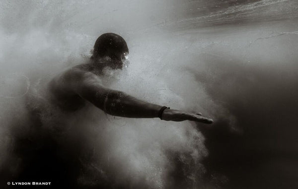 "Limited Edition ""The Swimmer"" Number 1 : Lyndon Brandt , Photography - Lyndon Brandt, alimitlessworld"