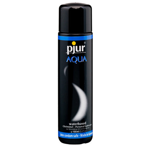 pjur Aqua 100mL | Private Playground: Sex Toys & Adult Products