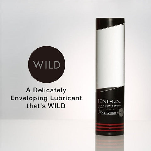 Tenga Hole Lotion - Wild | Private Playground: Sex Toys & Adult Products - 2