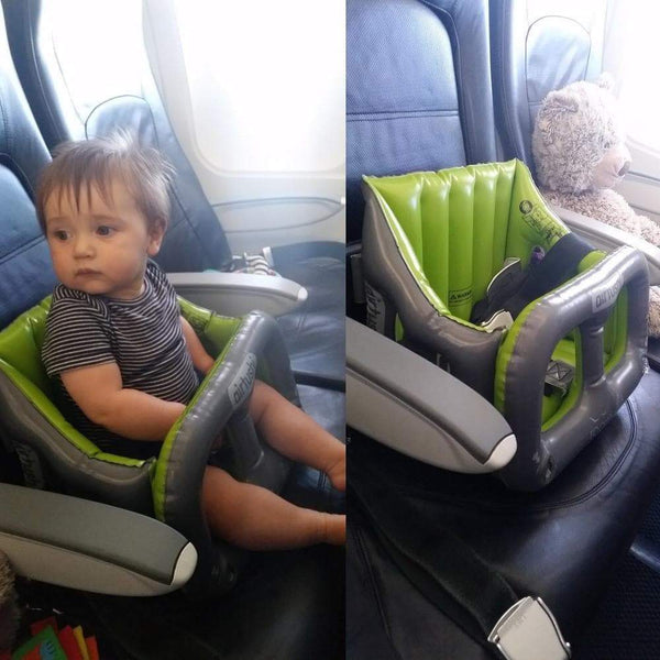 airtushi in use on a plane