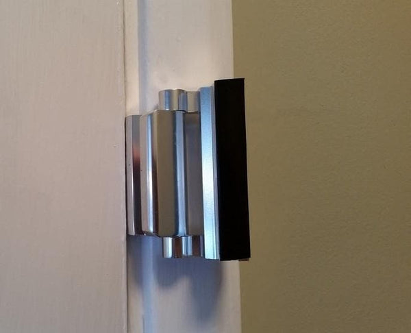 Viper Door Lock  - 12 x stronger than a conventional dead bolt - no carpentry skills needed!