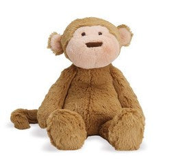Mocha Monkey (Medium) - soft toy monkey
