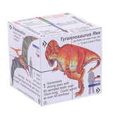 Zoobookoo Cube Book - Dinosaurs