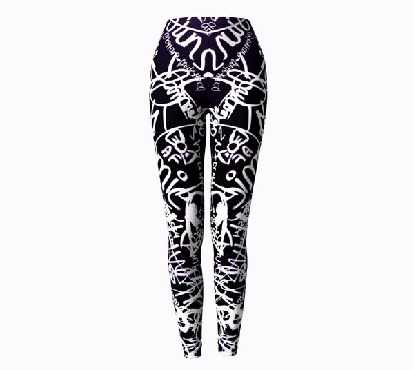 Liberty- Stretch Leggings