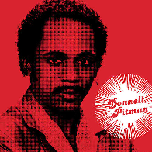 "Donnell Pitman - Burning Up / A Taste of Honey - 7"" - Numero Group - ES-045"