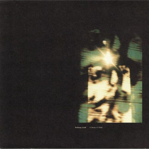 Anthony Linell - A Sense of Order - LP - Northern Electronics - NE50