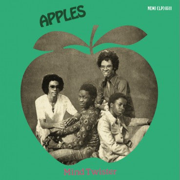 Apples - Mind Twister - LP - Odion Livingstone - ODILIV3LP