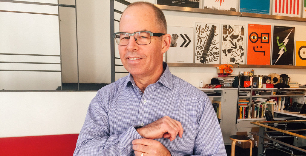 "Michael Bierut: ""Shirts are Wallpaper"""