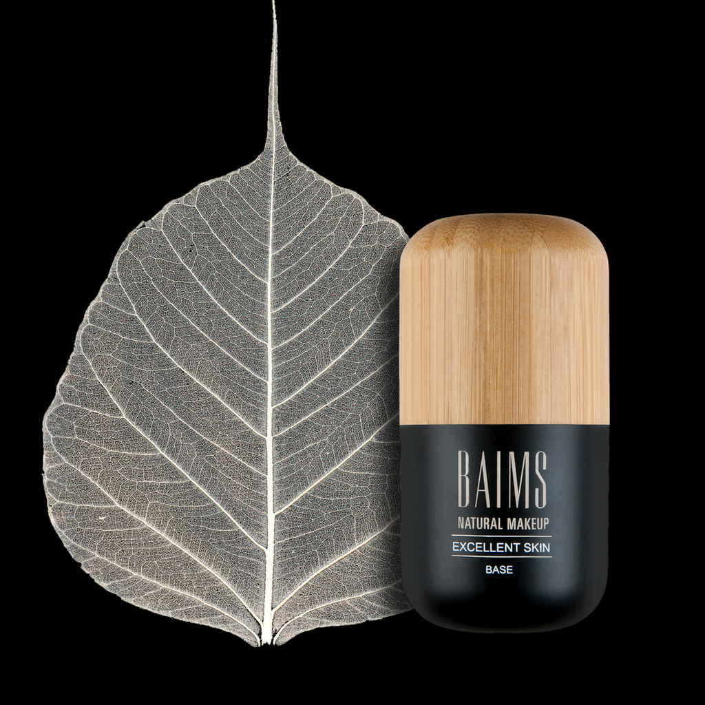 BAIMS -Fluid Foundation Excellent Skin, NUDE