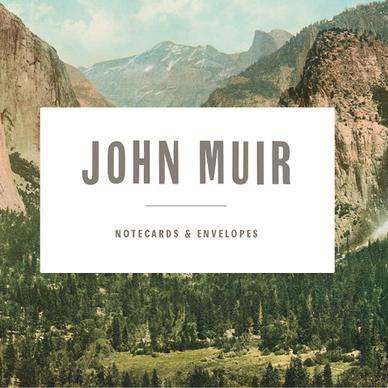 John Muir Notecards