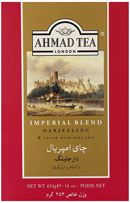Ahmad Tea Imperial Blend - Darjeeling & Assam