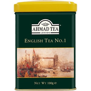 Ahmad English Tea No.1 Loose 3.5OZ