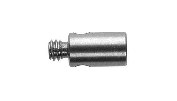 10mm Stainless Steel CMM Stylus Extension M2 M-5000-3647