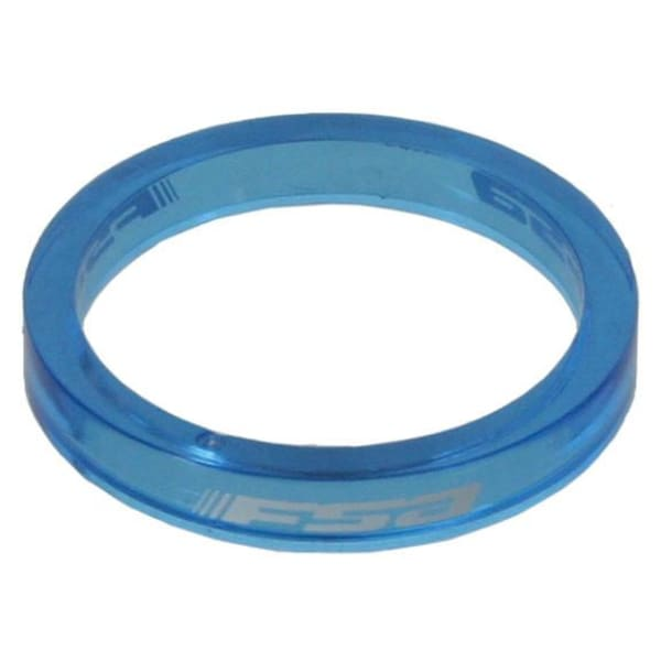 FSA PolyCarbonate Headset Spacers: Bag of 10