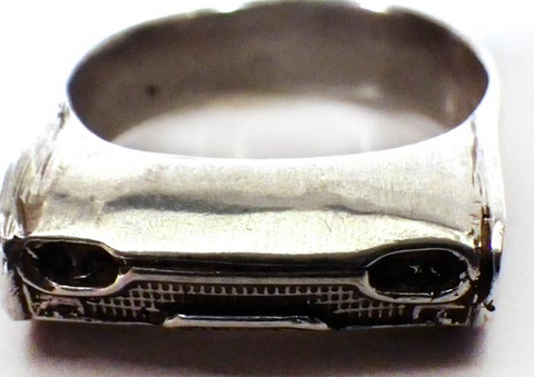 1957 Chevy Ring   Sizes 12 & 13 Available