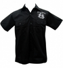 MANS RUIN Embroidered Work Shirt - Wicked Rockabilly & Gifts - 3