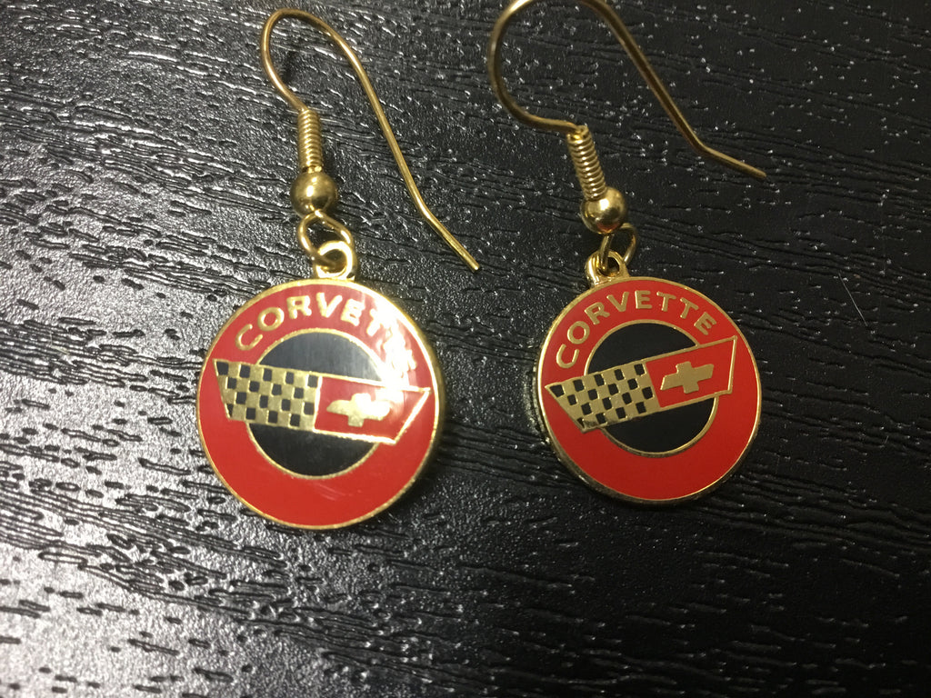 Corvette Earrings