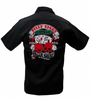 MANS RUIN Embroidered Work Shirt - Wicked Rockabilly & Gifts - 1
