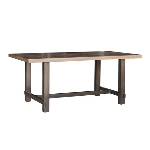 Irish Coast Round Extension Dining Table - African Dusk (NEW !)