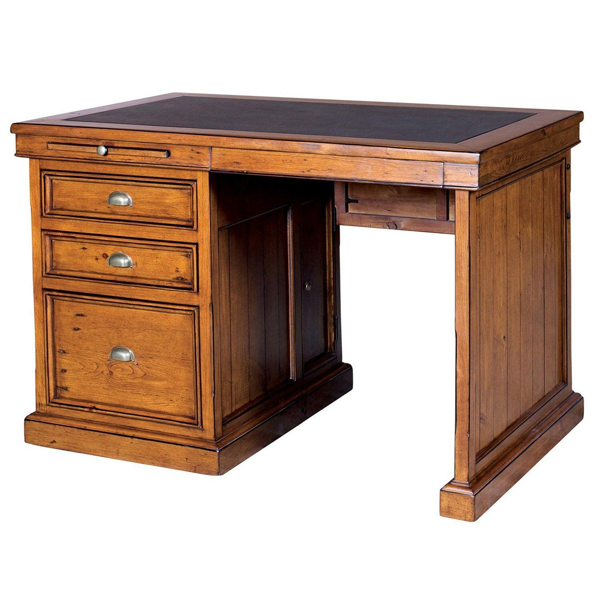 LH Lifestyle Single Desk - African Dusk Call us and get up to 25% off this item. 403.460.8114 - Showhome Furniture