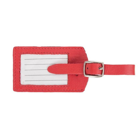 Luggage Tag, red