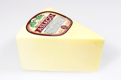 Belgioioso Asiago Cheese (By the Wedge)  $5.99lb