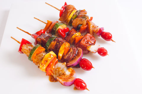 Chicken Kabobs  $7.99lb