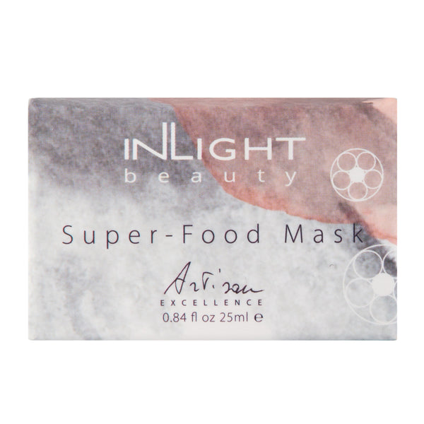 Inlight Beauty Organic Super-food Mask at The Good Place