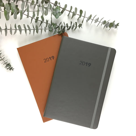 2019 UPstudio Weekly Planner
