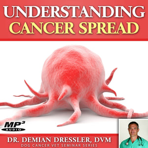 Understanding Cancer Spread in Your Dog [MP3]