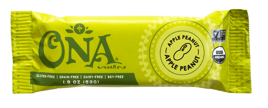 Ona Apple Peanut Bar