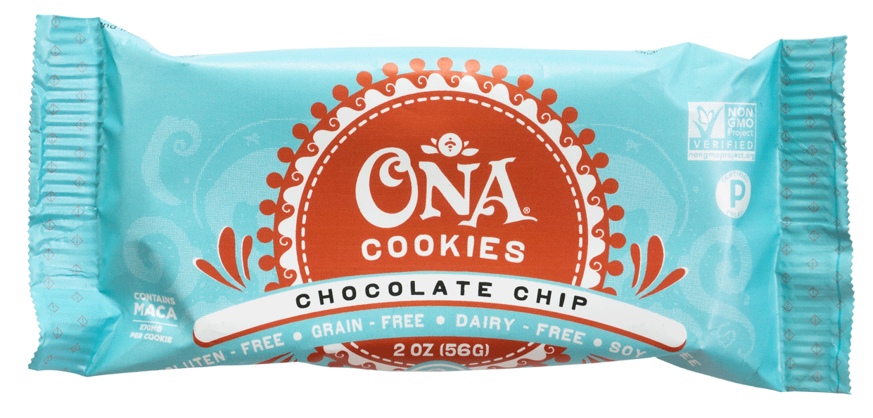 Ona Chocolate Chip Cookies