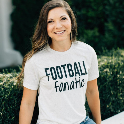 Football Fanatic Tee [womens]