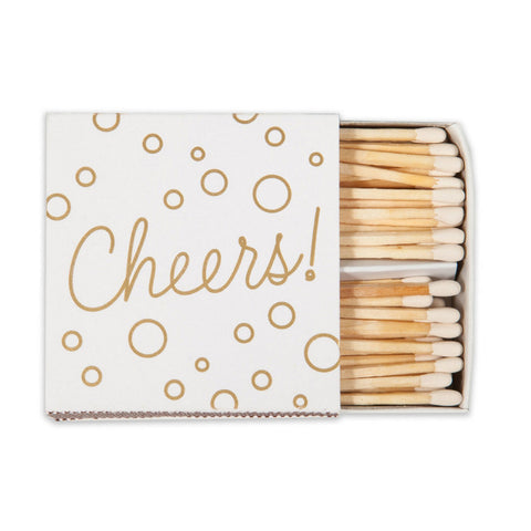 The Social Type 'Cheers' Foil Matches